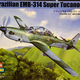 Сборная модель самолета Embraer EMB-314 Super Tucano 1:48 Hobby Boss 81727
