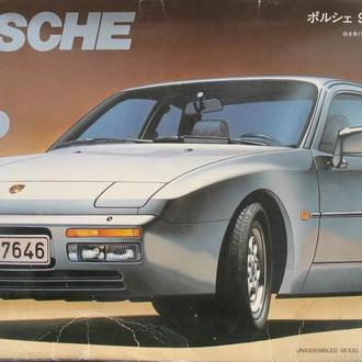 Раритет - Сборная модель автомобиля Porsche 944 Turbo Tech 1:25 Hasegawa