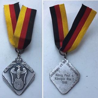 Медаль ГДР Стрелок