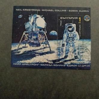 Болгария космос