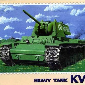 PST - 72014 - Советский тяжёлый танк KB-1Б - 1:72