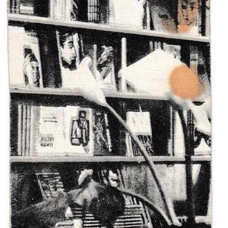 Календарик 1980 Латвия, книги