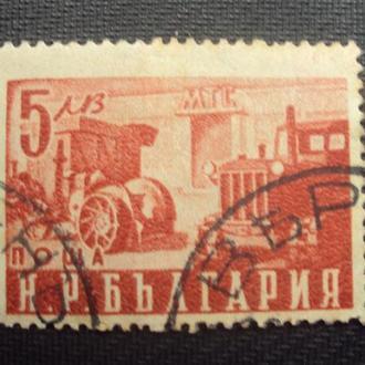Болгария 1950г.гаш.