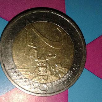 2 евро Германия 2007