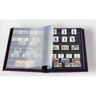 Кляссер (8 листов/16 страниц) твердая обложка, производитель Leuchtturm