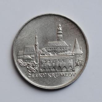 Чехословакия 50 крон 1986 г., UNC, 'Чески-Крумлов'