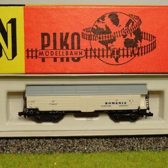 (0021) рефрижератор Piko в масштабе N (1:160)