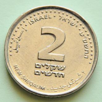 (А) Израиль 2 шекеля 2009