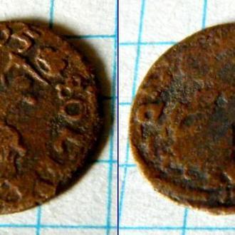 Литовская 1 солид 1659-1668 (3)