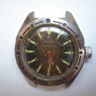 часы  Восток амфибия рабочий баланс 04041