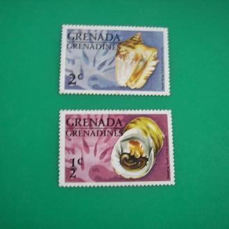 Гренада Ракушки