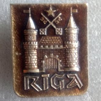 значек Riga (Рига)