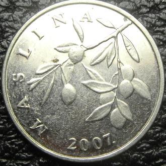 20 ліп 2007 Хорватія