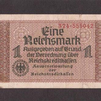 1 рейх марка Германия.