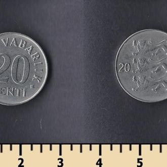 Эстония 20 сенти 2006