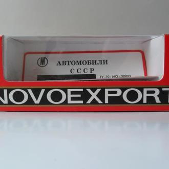 Волга ГАЗ 24 КОРОБКА 1:43 NOVOEXPORT
