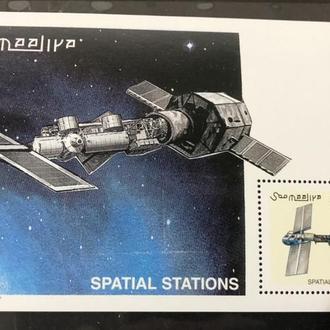 2002. Сомали. Космос. MNH