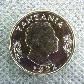 Танзания 1 шиллинг 1992