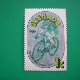 Гренада 1976 Спорт MNH