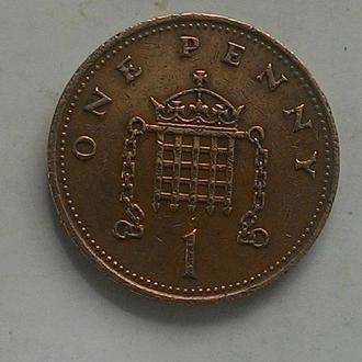 one penny 1986 года