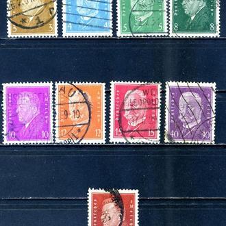 Германия. Рейх. Личности 1928-32 г.