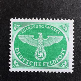 Германия 3-Рейх 1944 г.**