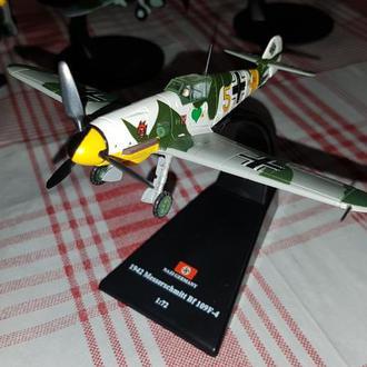 1/72 Amercom Истребитель Me-109 F-4