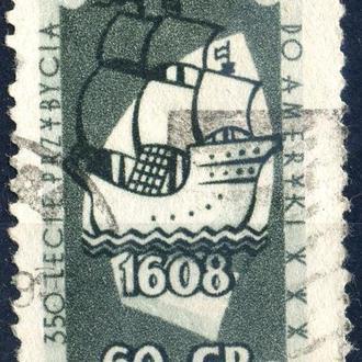 Польша. Эмиграция в Америку 1958 г.