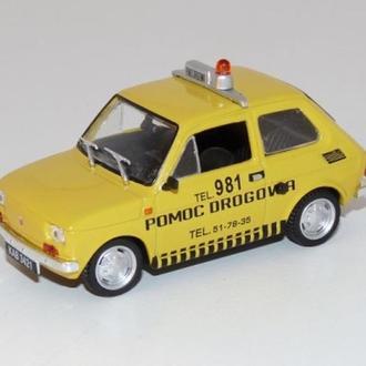 Fiat 126P Pomoc Drogova (DeA Kultowe Auta)