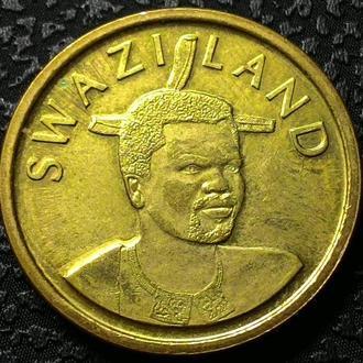 Свазиленд 1 лилангени 2011 г. ОТЛИЧНОЕ СОСТОЯНИЕ!!!