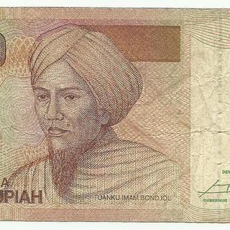 Индонезия 5000 рупий 2014г.
