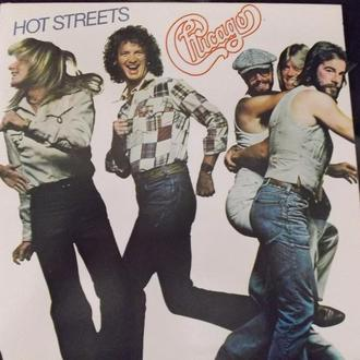CHICAGO XII HOT STREET. 1977. USA. NM-/NM-