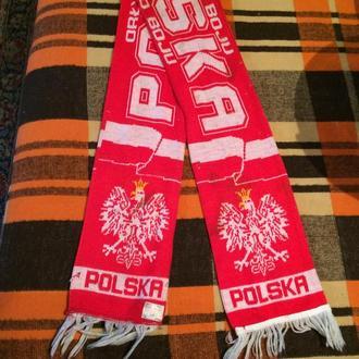 Шарф  Польша