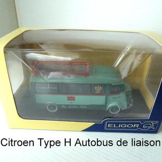 автобус Citroen Type H Long Autobus de liaison