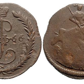 Денга 1766 года №3744