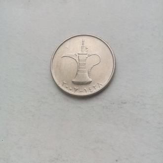 Монета Объеденонных  Арабских Эмиратов.
