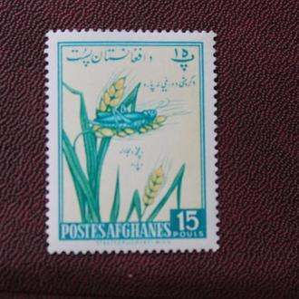 Афганистан. Флора  **
