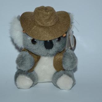 мягкая игрушка обаятельный музыкальный коллекционный коала swagman collection pty ltd australia новы