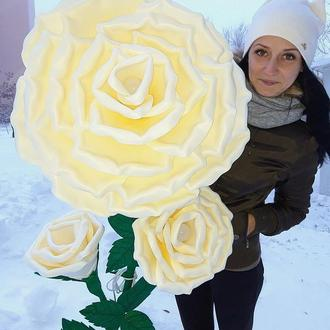 Светильник роза ручной работы