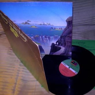 YES  Close To The Edge  1972  Atlantic US  GF OIS  ~ NM / NM