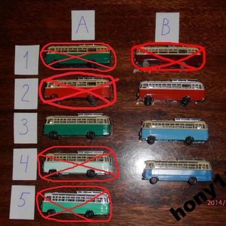 Автобусы Permot M 1:87 H0