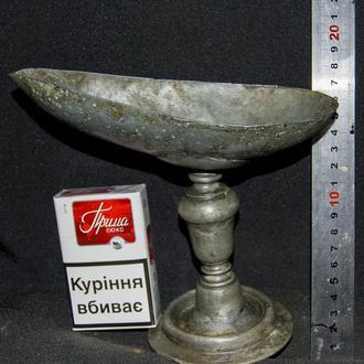 Масляная лампа-18век.