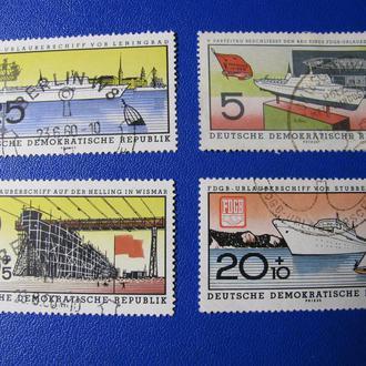 Транспорт Кораблі Флот Німеччина Германия