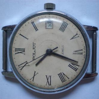 часы Полет интересная модель рабочиий баланс сохран 23112