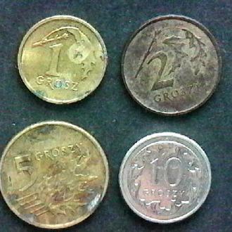 монеты Польши-2
