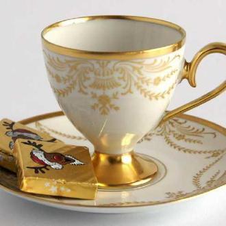Эспрессо чашка+блюдце Tirschenreuth 1 Germany
