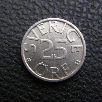 25 эре Швеция 1978