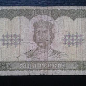 УКРАИНА 1 гривна 1992 год, Ющенко