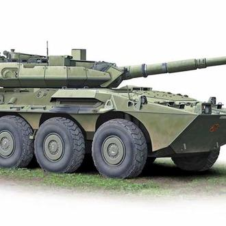ACE 72437 105 мм колесный танк Centauro B1, 1/72 масштаб