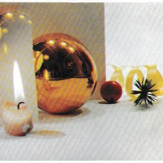 Открытка 1984 Новый Год, Болгария